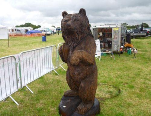 A 'Congleton Bear'